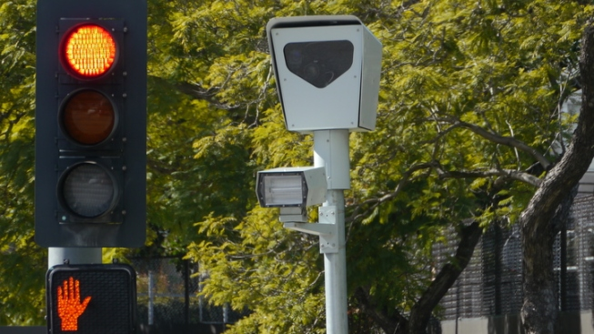 Red Light Cameras In Alexandria Catch Thousands