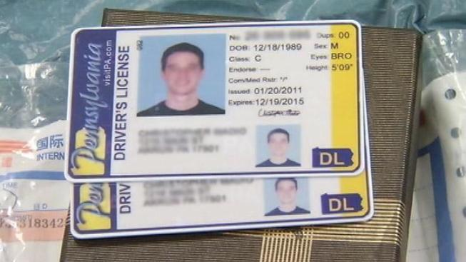 Running Umd Nbc4 Student Business In Dorm Fake Id Accused - Washington Of