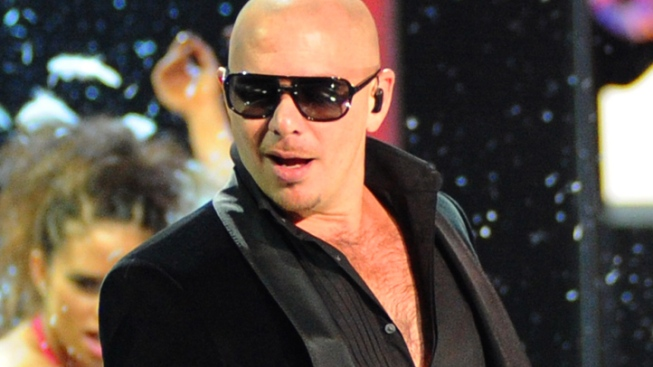 Pitbull Scores His Own SiriusXM Radio Channel