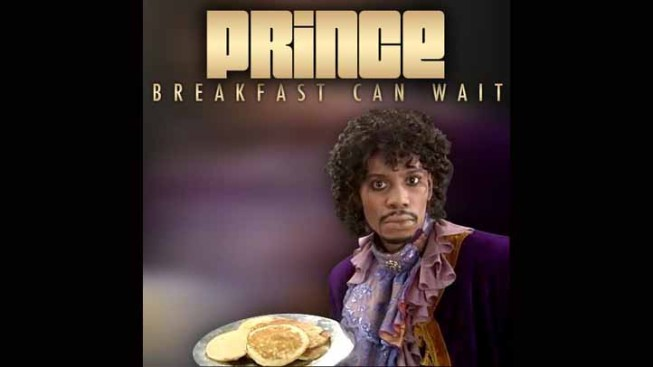 Prince Tweets Cover Art Featuring Dave Chappelle