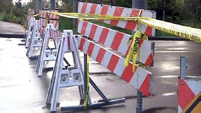 Memorial Day Weekend Road Closures in D.C.