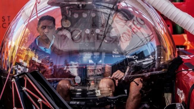 Seychelles President's Underwater Speech: Protect Our Oceans