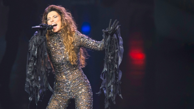 Shania Twain's Vegas Residency to End in December