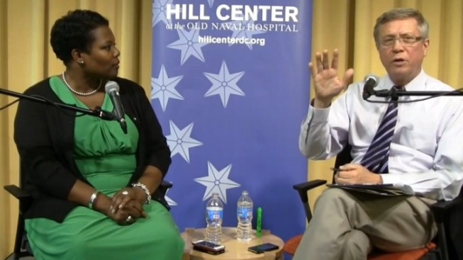 Tom Sherwood's Chat With D.C. Public Schools Chancellor Kaya Henderson