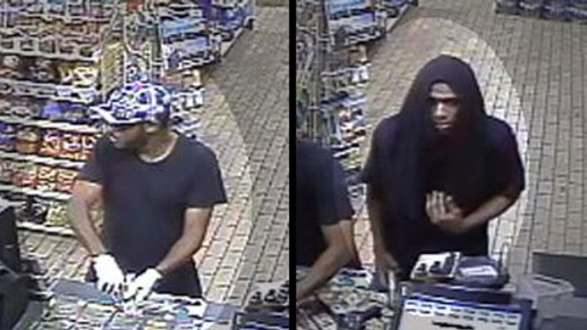 Police Search for Suspects in Armed Robbery at Stafford 7-Eleven