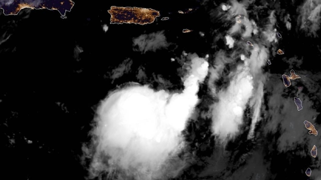 Slow-Moving TS Karen Drops Heavy Rain Over Puerto Rico, USVI