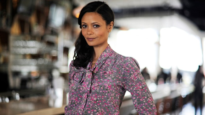 Thandie Newton Pregnant With Third Child