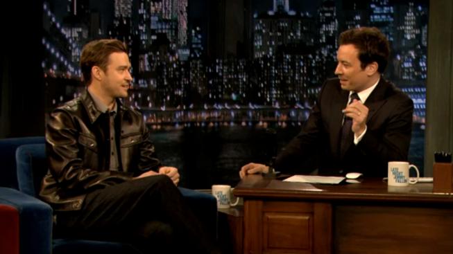 "Timberlake Talks to Fallon about ""SNL,"" New Album"