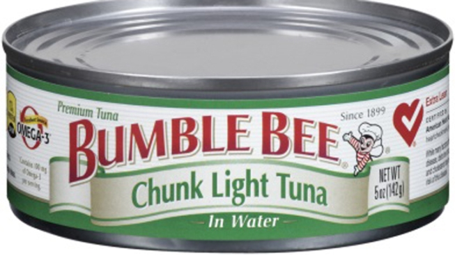 Bumble Bee Foods Recalls Certain Tuna Products