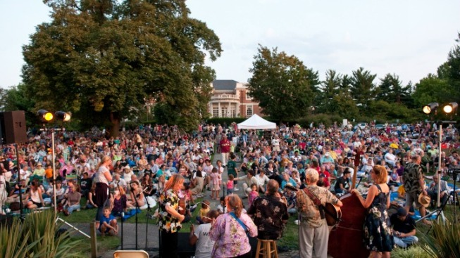 Free Summer Concerts at the Strathmore Begin June 26