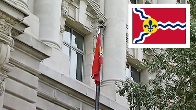 Lost Bet Means D.C. Flying St. Louis Flag For a Day