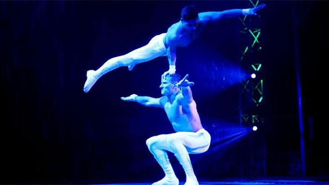 Aerialist Mermaids and Comedy Matadors at Cirque Italia This Summer