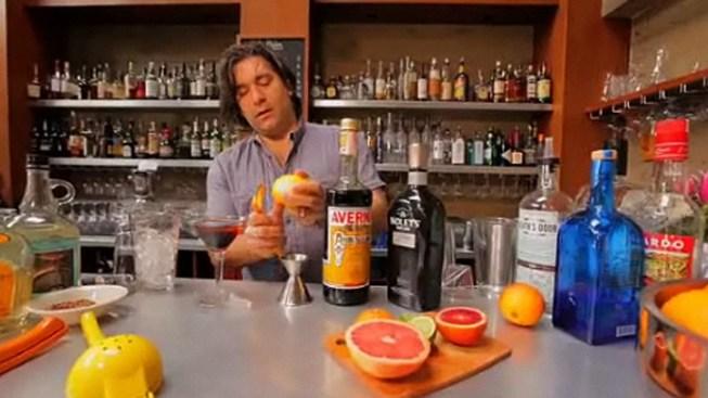 Dished: Oscar-Inspired Cocktails