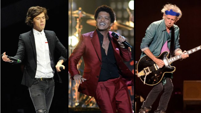 Musical Titans Descend on Verizon Center This Weekend