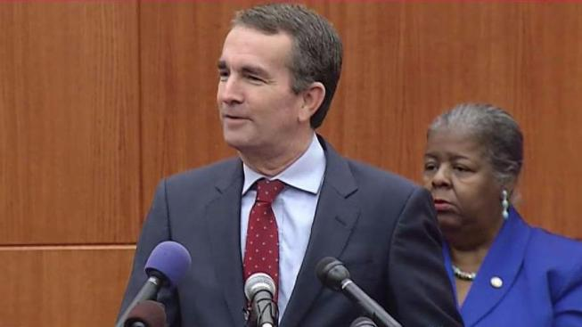 Northam: Gun Control, Medicaid Among Priorities for 2018