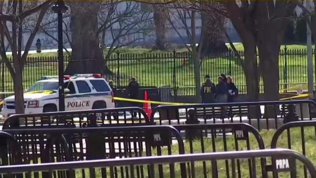 Man Shoots Himself Near White House