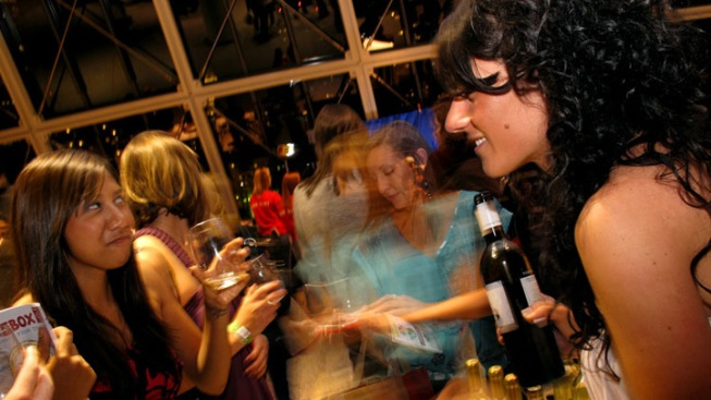 Wine Riot Event Brings More Vino to the District
