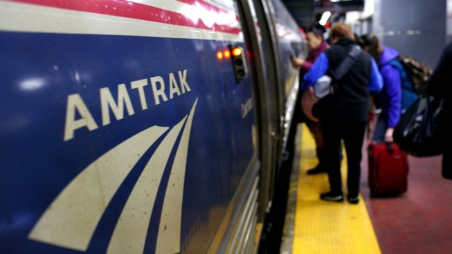 Delays on D.C.-New York Amtrak Line