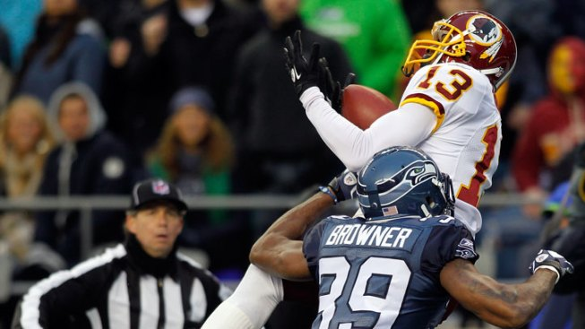 Armstrong, Helu Stop the Bleeding for Redskins
