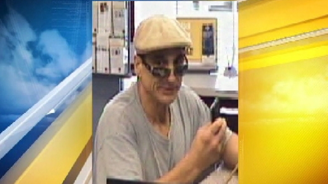 Busy Bank Robber Wanted in Arlington