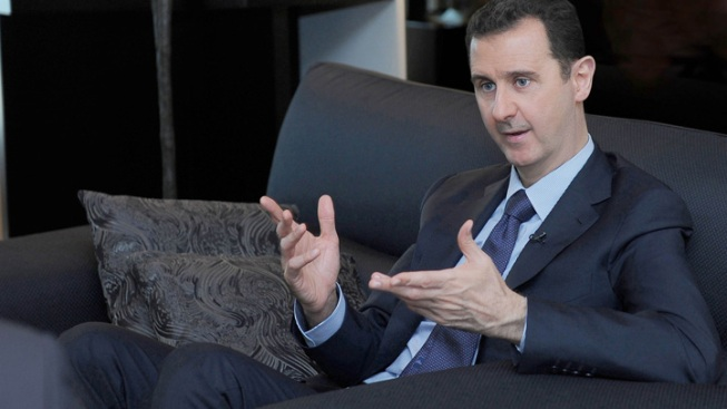Assad Warns of Retaliation Over U.S. Strikes