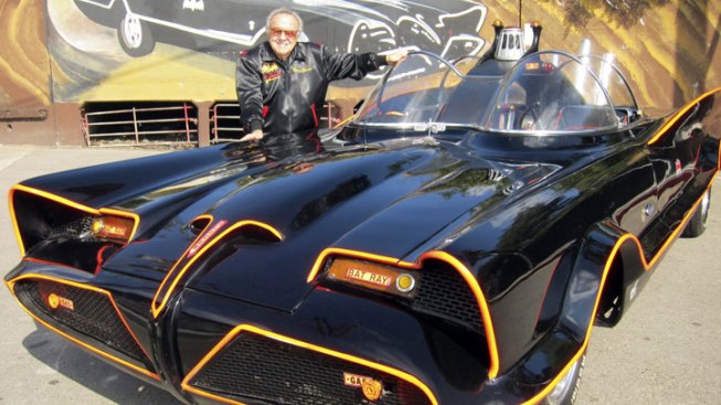 Carmaker Who Designed Batmobile Dies at 89