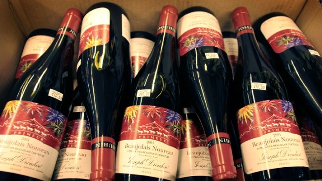 It's Beaujolais Nouveau Time!