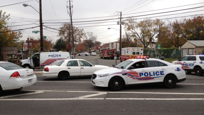 Man Shot and Killed in Northeast DC