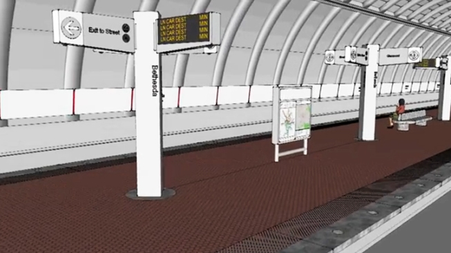 Bethesda Metro Station Poised for Test Makeover