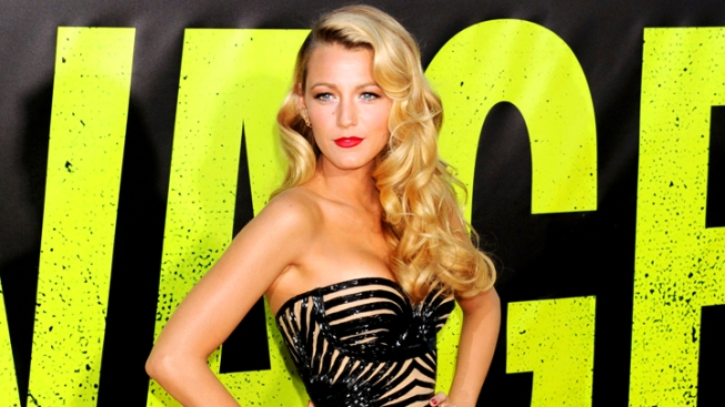 Blake Lively Eats Cupcakes and Doesn't Work Out