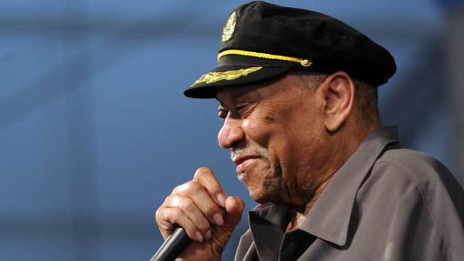 Bobby Blue Bland Headlines 20th Annual Bluebird Blues Festival
