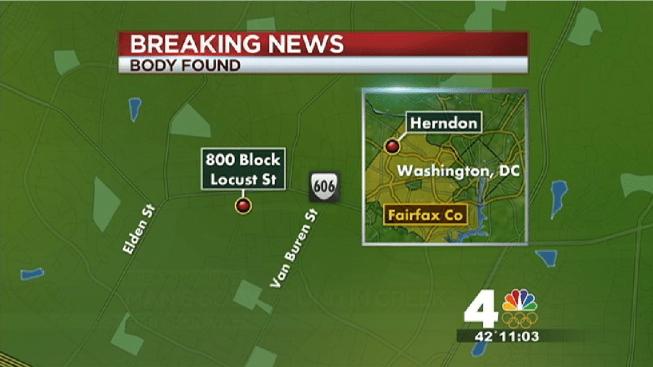 Body Found in Herndon Creek