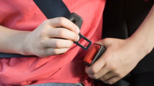 Police Across Va. to Enforce Seat-Belt Use