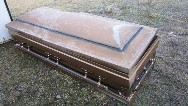 Owner of Wisconsin Mystery Casket Steps Forward