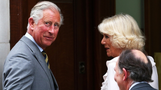 Prince Charles, Camilla to Visit D.C.-Area Sites