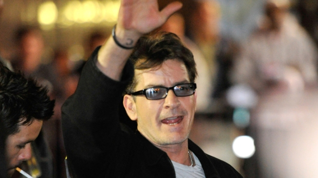 Charlie Sheen: Hot in Cleveland