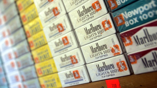 Gaithersburg Man Charged for Untaxed Cigarettes