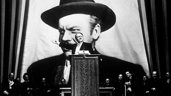 "Orson Welles NY Auction Includes ""Citizen Kane"" Script"