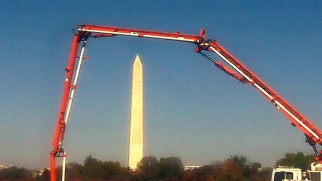 Marriott to Raise Funds to Help National Mall