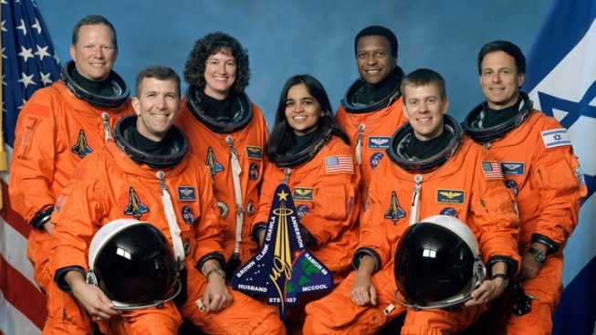 NASA Remembers Columbia Crewmembers on 10th Anniversary of Disaster