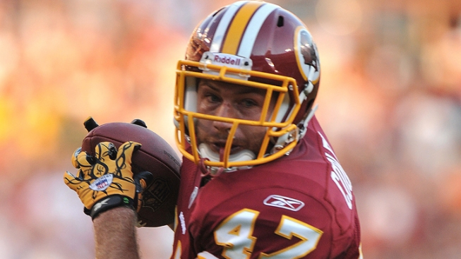 Santana Moss, Chris Cooley Nearing the End for the Redskins?