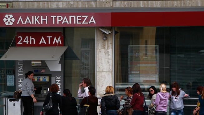 Cyprus Banking Restrictions Could be Lifted in a Month
