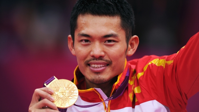China's Lin Retains Title, Wins Olympic Badminton Gold