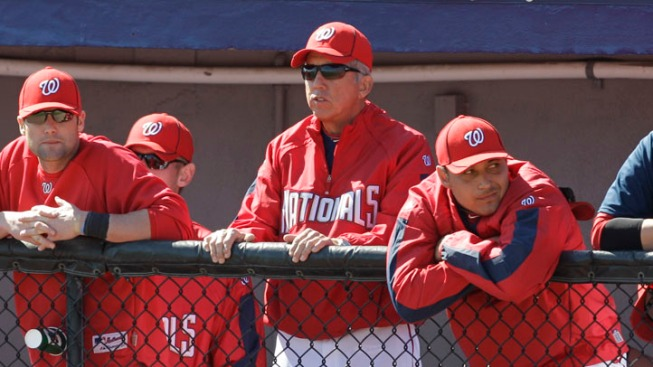 Davey Johnson Makes Nationals Debut vs. Scioscia's Angels