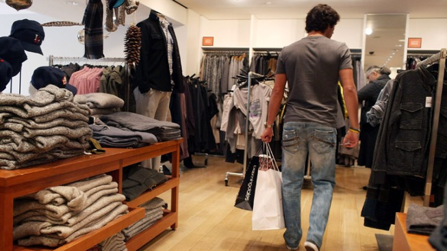 DC Ranks as Nation's Most Shopaholic City