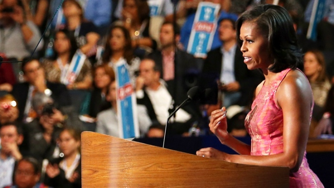 Michelle Obama's DNC Speech: What Celebs Are Saying