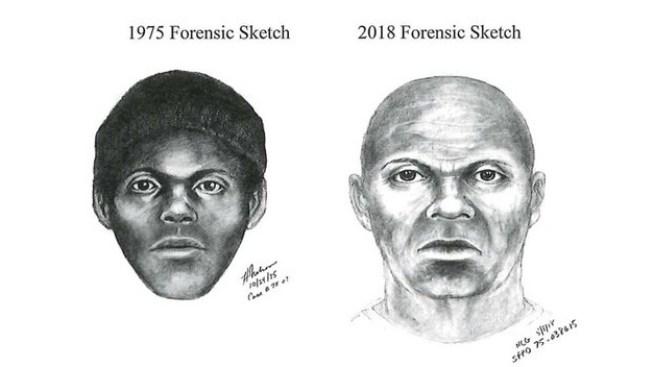 San Francisco Police Release Sketch of 'Doodler' Serial Killer