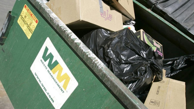 D.C. Sierra Club Dives Into Dumpsters To Enforce Recycling