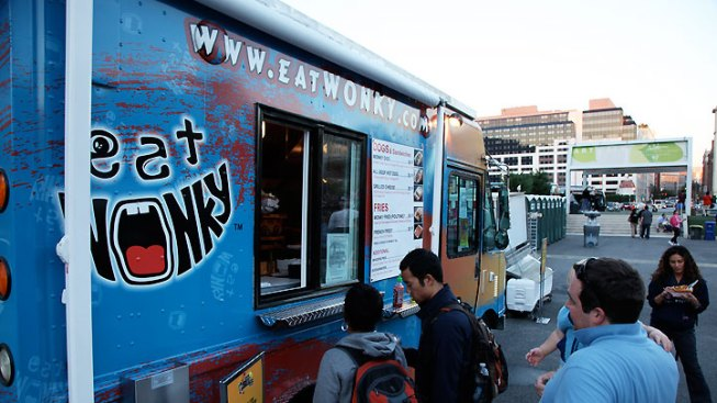 Delicious DC Stereotype: Food Truck Beer Dinner