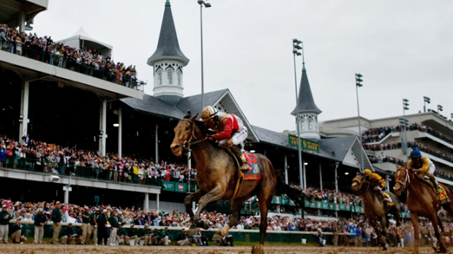 Orb to Have Inside View of Preakness from Rail